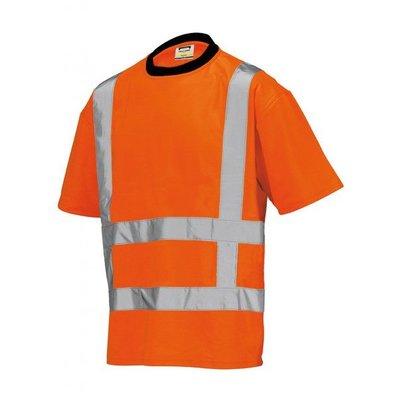 Tricorp T-shirt fluor oranje