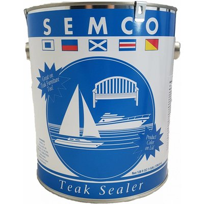 Semco Teak Sealer Natural 3,78 Liter