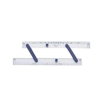 Liniaal parallel 30cm