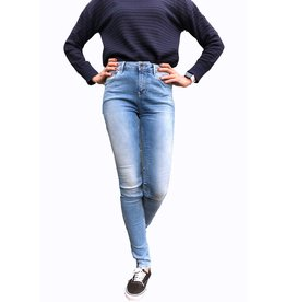 Denim jeans light blue