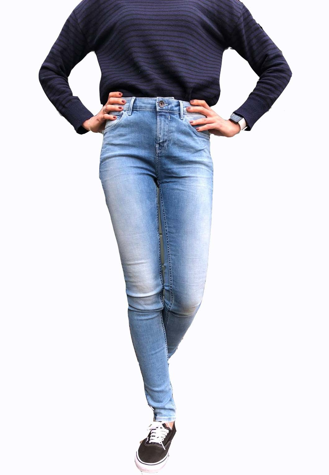 Jeans Garcia light blue
