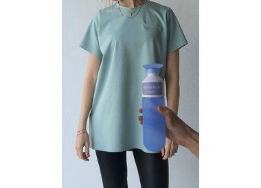 Lange maxi shirts