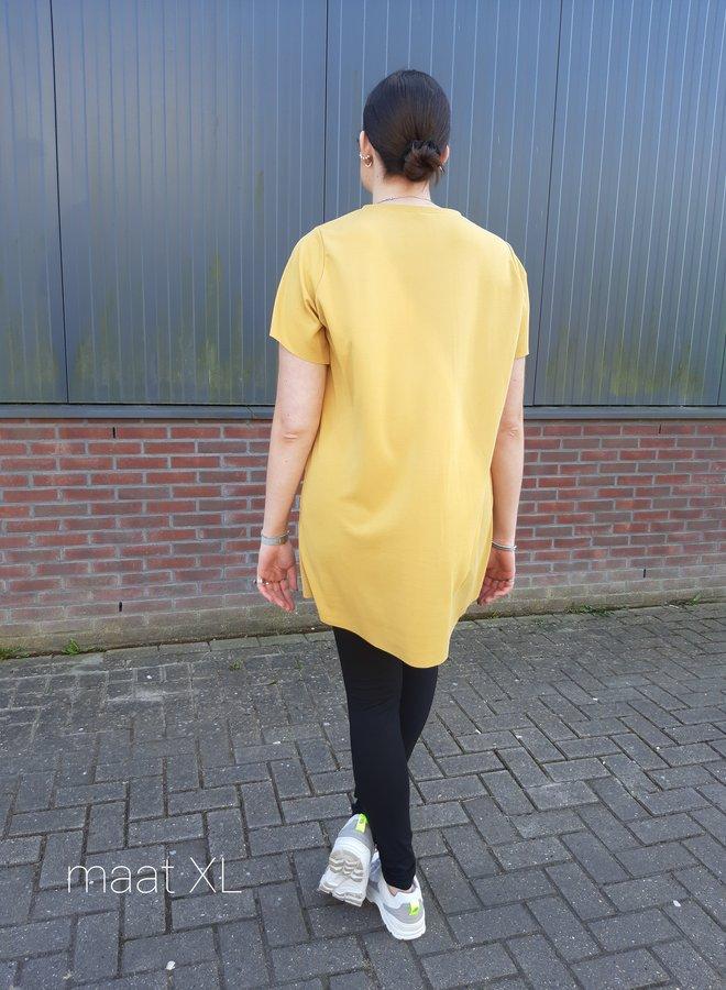 Maxi shirt   oker