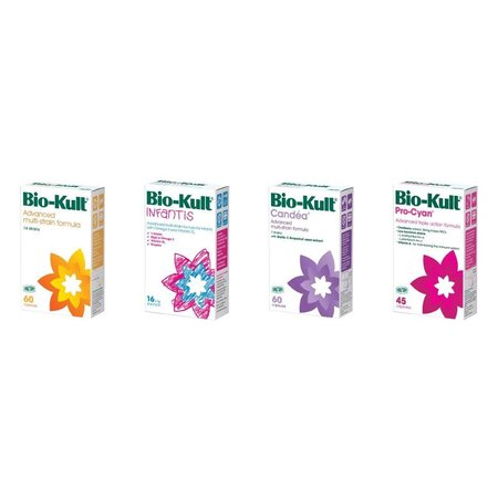 Bio-Kult Probiotika regular - 60 Kapseln