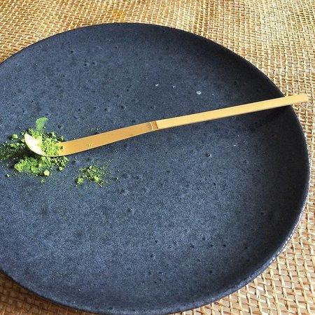 Matcha Magic Bambus-Löffel