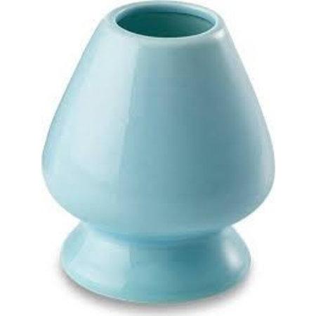 Naturaplaza Halterung für Matcha-Besen in blau