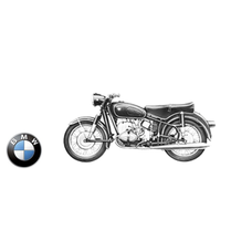 BMW Boxer VOOR 1970