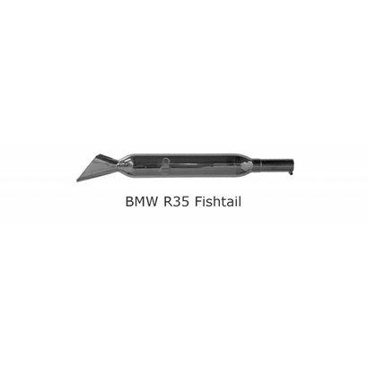 Original Classics BMW R35 exhaust fishtail