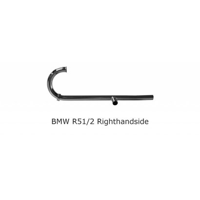 Original Classics BMW R51/2 R67 R67/2 pipe righthandside 1950-1953