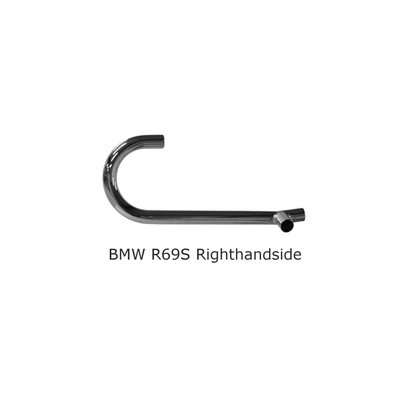 Original Classics BMW R69 R69S pipe righthandside