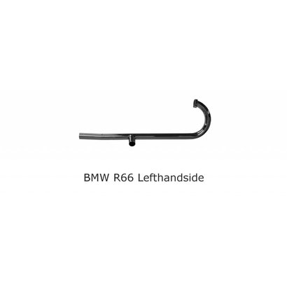 Original Classics BMW R66 pipe lefthandside