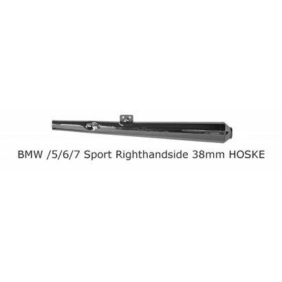 Original Classics BMW /5/6/7 exhaust HOSKE righthandside 38mm