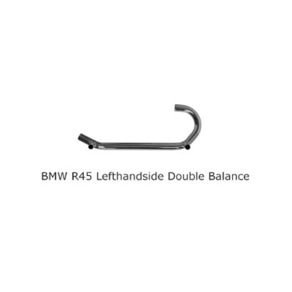 Original Classics BMW R45 R65 pipe leftthandside double balancepipe