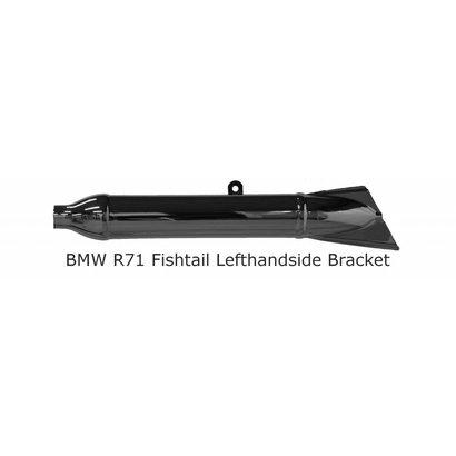 Original Classics BMW R71 Fishtail Lefthandside Bracket