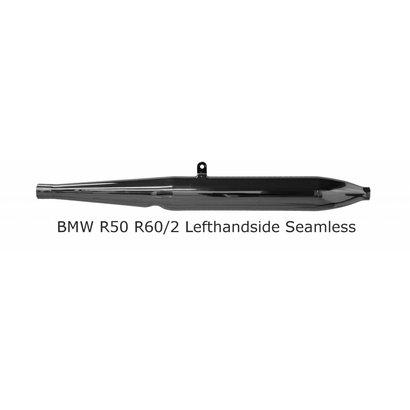 Original Classics BMW R60/2 Torpedo Seamless Lefthandside