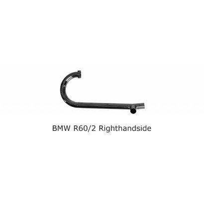 Original Classics BMW R60/2 Bocht Rechts
