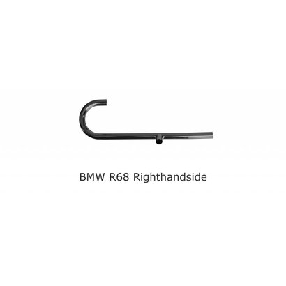 Original Classics BMW R68 pipe righthandside 1952 09-1953