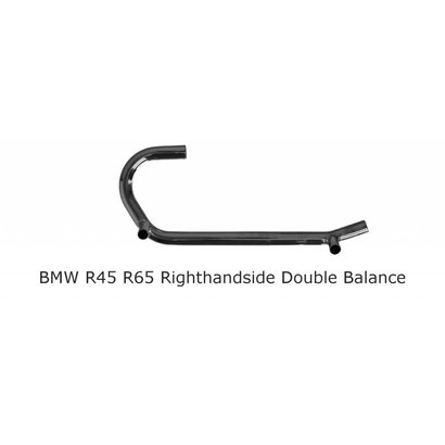 Original Classics BMW R45 R65 Bocht Rechts Double Balance