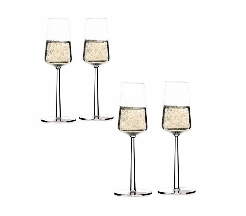 Champagneglas 4 st. Essence