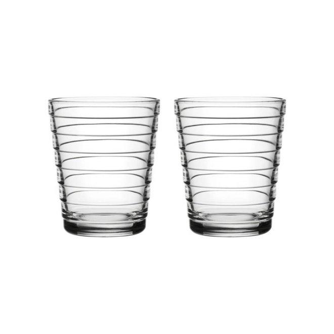 Aino Aalto Glas 22cl  - 2 Stuks