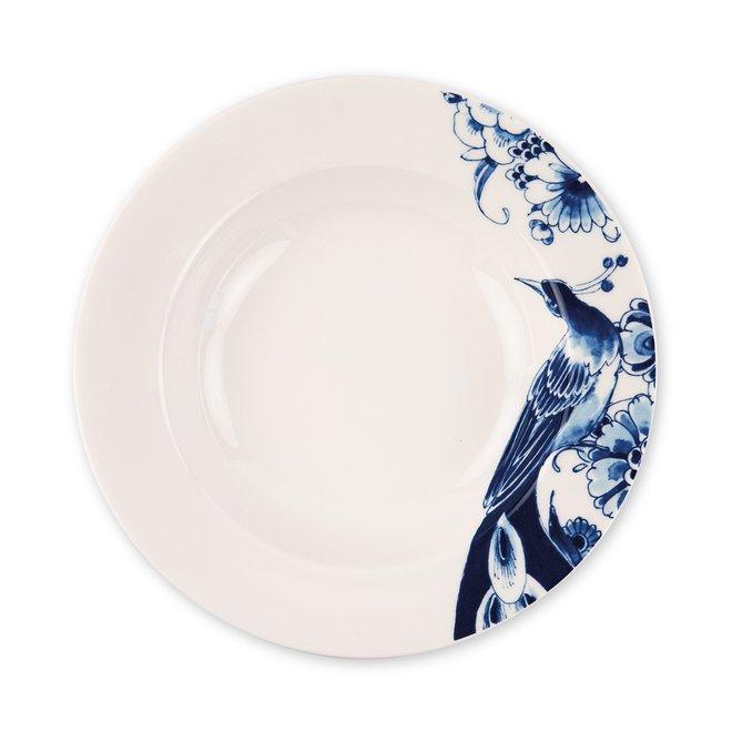 Delfts Blauw diep bord 24 cm