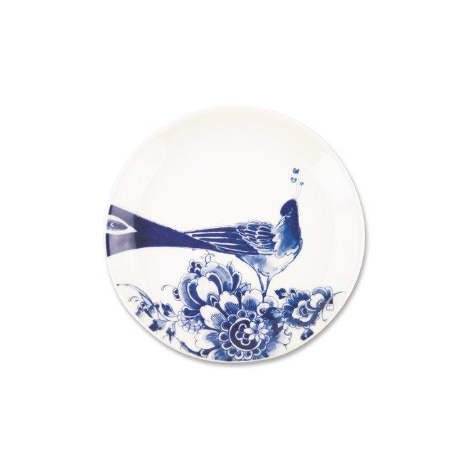 Delfts Blauw gebaksbord 17 cm
