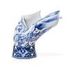 Moooi vaas Blow Away Delfts Blauw