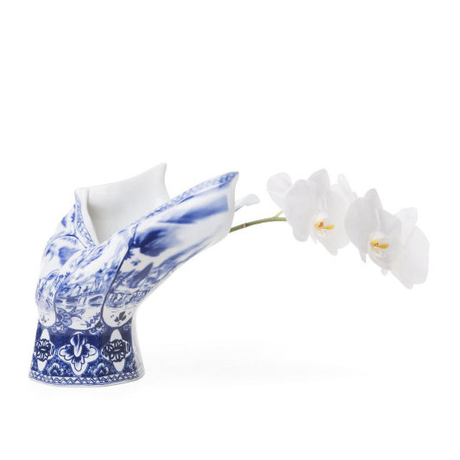vaas Blow Away Delft Blue