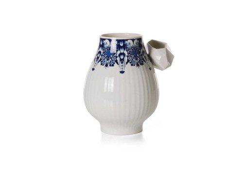 Moooi Delft Blue vaas Nr. 08