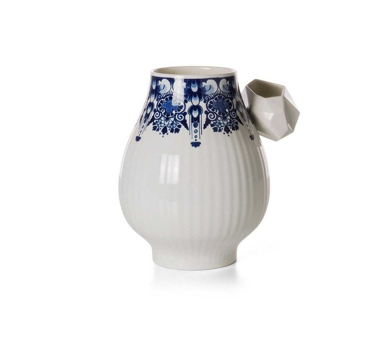Delft Blue vaas Nr. 08