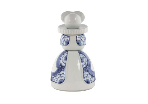 Royal Delft Proud Mary - Ribbon Flower 05