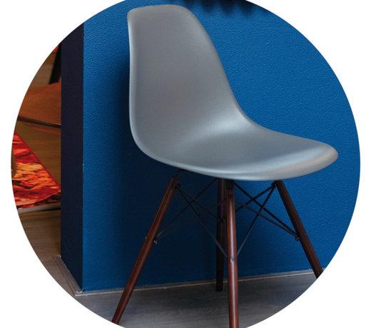 De stoelen van Teun