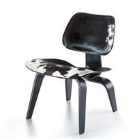 Eames LCW Calf's Skin loungestoel