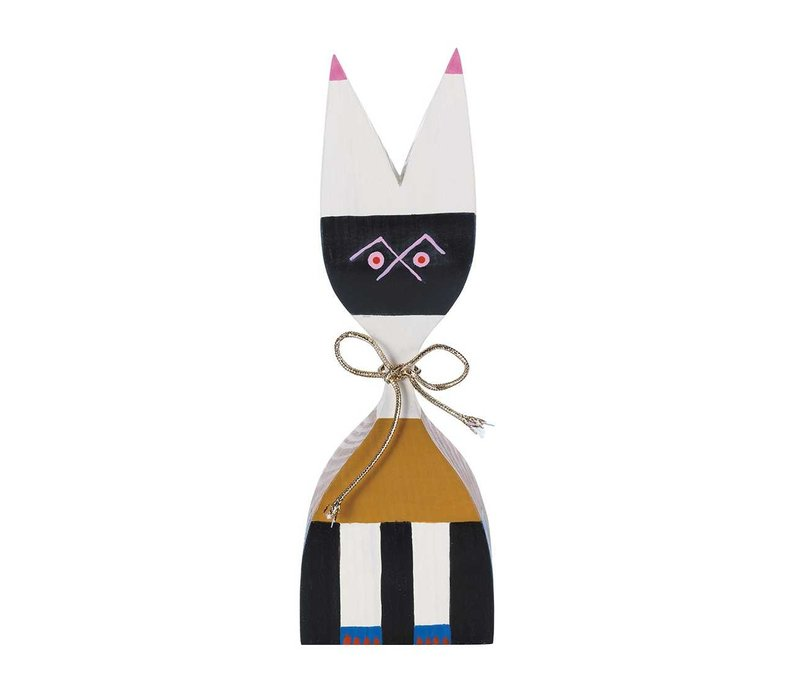Wooden Doll No.09