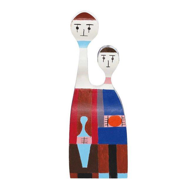 Wooden Doll No.11