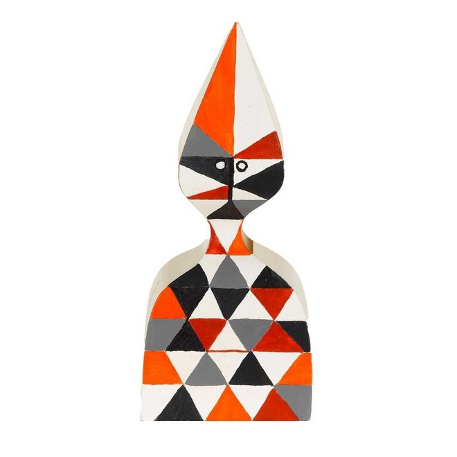 Wooden Doll No.12