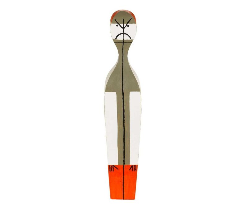 Wooden Doll No.14