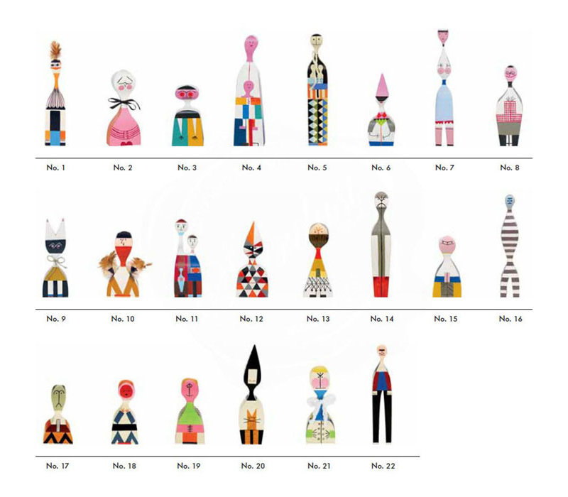 Wooden Doll No.16