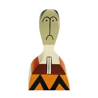Wooden Doll No.17