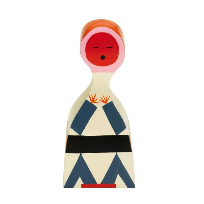 Wooden Doll No.18