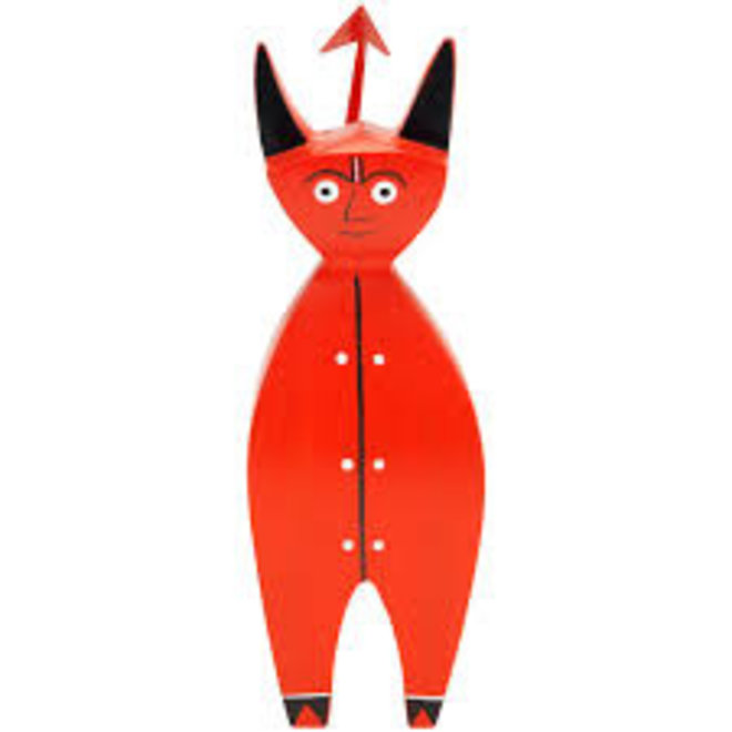 Wooden Doll Little Devil