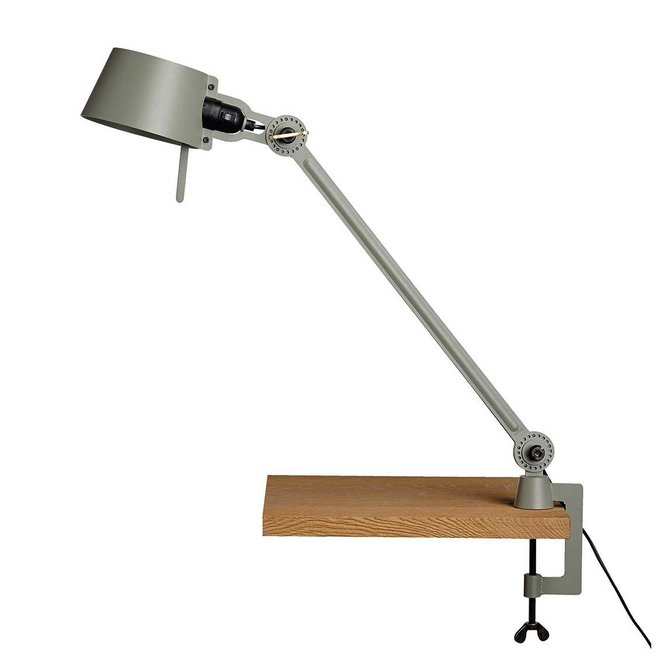 Bolt Bureaulamp - Éen arm - Met Klem