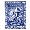 Royal Delft Schiffmacher Applique Rock of Ages