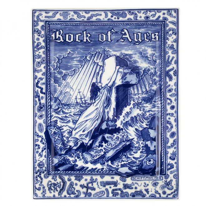Schiffmacher Applique Rock of Ages