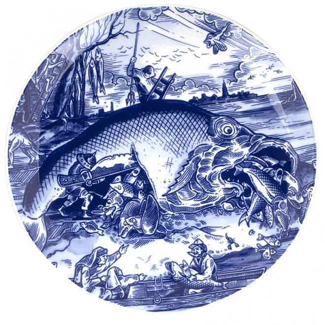 Bord Pisces Bruegel
