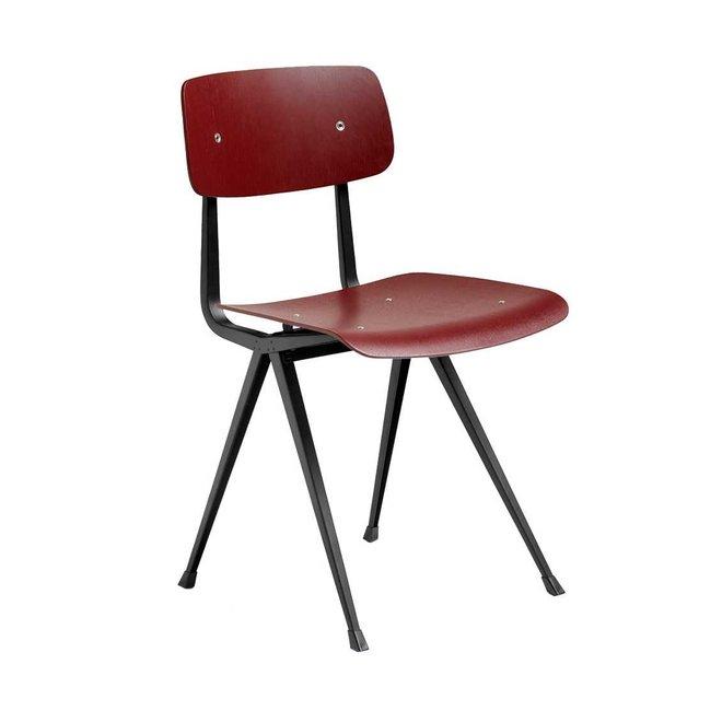 Result Chair Stoel zwart frame