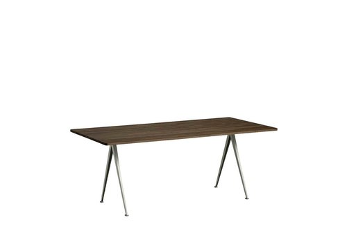 Hay Design Pyramid Table Tafel 02 Beige Frame