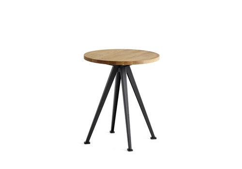 Hay Design Pyramid Coffee Table 51 Zwart Frame
