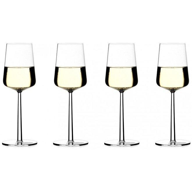 Essence Witte Wijnglas - 33 cl - 4 stuks