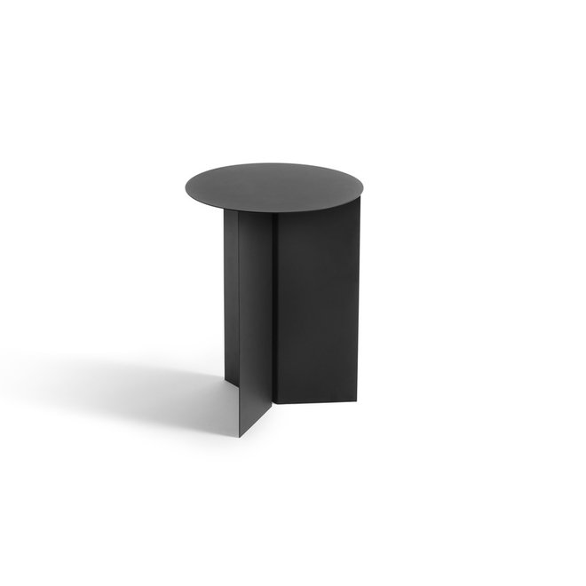 Slit Table Round High Bijzettafel